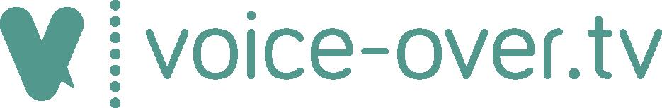Logo voice-over.tv
